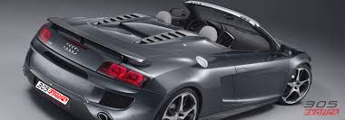 Audi R8 Limo - exotic car rental miami
