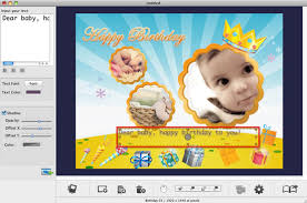 how to make birthday e card