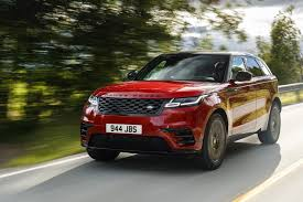 red land rover the red suv you want range rover velar r dynamic hse black pack