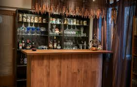 Built In Bar Cabinets Bar Tremendous Home Bar And Liquor Cabinet Arresting Home Bar