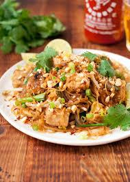 spaghetti squash pad thai kitchn