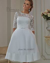 Aliexpress Com Buy Lamya Vintage Sweatheart Lace Bride Gown Online Get Cheap Cheap Short Plus Size Wedding Dresses Aliexpress