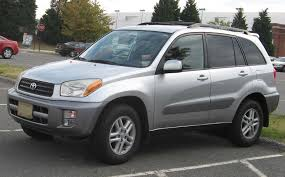 toyota car information 2003 toyota rav4 information and photos momentcar