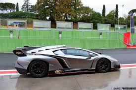 Lamborghini Veneno Green - lamborghini veneno at vallelunga circuit gtspirit