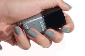 chanel le vernis tulle washed denim androgyne and emblematique