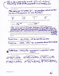 polyatomic ions worksheet answer key things to wear pinterest