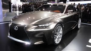 lexus lfcc lexus lf cc concept is lexus coupe the chicago garage