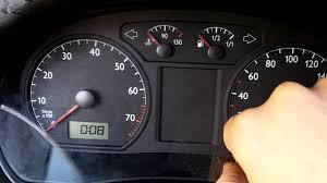 ajuste de hora no relógio do vw polo 9n3 clock adjustment vw polo