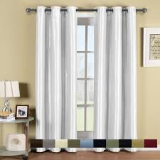 Blackout Curtain Panels With Grommets Soho Thermal Blackout Grommet Top Curtain Panels Single