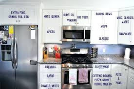 ideas for organizing my kitchen cabinets ideas organizing kitchen