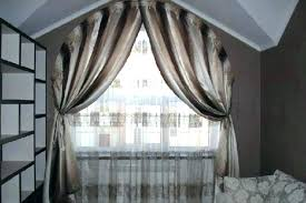 Palladium Windows Window Treatments Designs Arched Window Treatments Arched Top Windows Modern Living Room