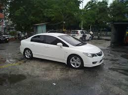 kereta honda civic van car coach rental in kuala lumpur u0026 cheapest malaysia tour car