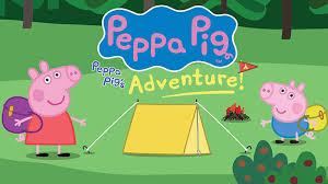 peppa pig u0027s adventure theatre severn