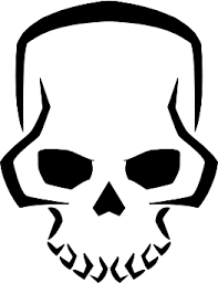 tribal skull tattoos google search drawings pinterest