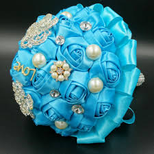 teal flowers compare prices on teal flowers for decorations online shopping