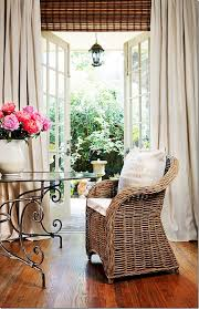 Roman Shade For French Door - 3 ways and 23 ideas to cover french door windows shelterness