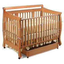Storkcraft Convertible Crib Storkcraft 4 In 1 Convertible Crib Honey Pine Walmart