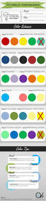 50 best infographics for web designers color theory edition