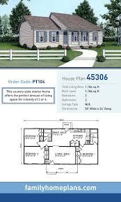 8 best starter home plans images on pinterest starter home plans