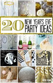 New Year S Eve Paper Decorations by 65 Best Themed Party Ideas Images On Pinterest Parties New