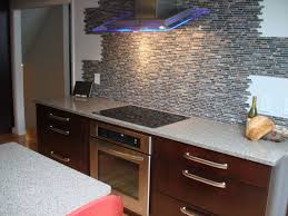 modern kitchen cabinet decor ideas features microwave built in