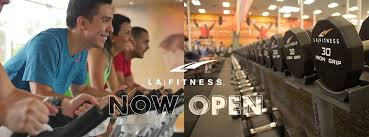 la fitness toronto keele st home
