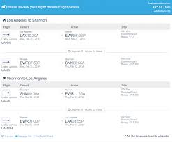 expired los angeles to shannon ireland for only 492 roundtrip