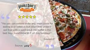 Double Daves Pizza Buffet Hours by Doubledave U0027s Pizza Works Reviews The Woodlands Tx 281 419 3283