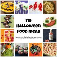 polish the stars 119 creepy halloween food ideas diy halloween