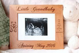 new baby boy gift ultrasound frame baby shower gift teddy bear