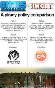 Simcity Meme - cities skylines vs simcity a piracy policy comparison imgur