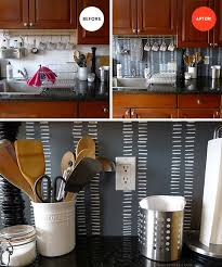 diy kitchen backsplash ideas 15 inexpensive diy kitchen backsplash ideas and tutorials you
