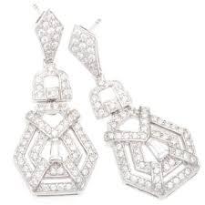 Beaded Chandelier Clip Earrings White Chandelier Earrings For Less Overstock Com
