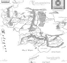 Lord Of The Rings Map Lotro Beyond 2017
