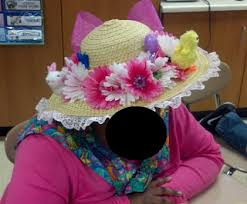 Easter Hat To Decorate by Easter Archives Fun In First