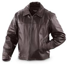 leather apparel haggar lamb leather bomber jacket 203755 insulated jackets