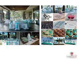 cili restaurant at bali hai golf club wedding album photography