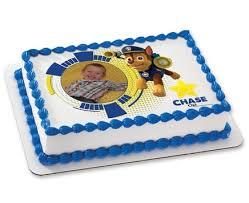 Paw Patrol Cake Decorations Cakes Com Order Cakes And Cupcakes Online Disney Spongebob