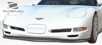 c5 corvette front spoiler 1998 chevrolet corvette fiberglass front lip add on kit
