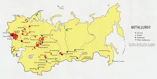 russia map with all cities nationmaster maps of russia 44 in total