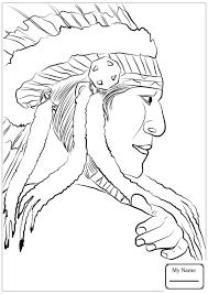 coloring pages of indian feathers coloring pages for kids countries cultures american native indian