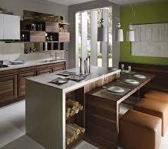 cuisine avec table à manger table de cuisine en bois amazing tables de cuisine ikea free table