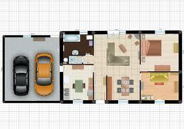 plan maison plain pied 100m2 3 chambres plan maison 100m2 plein pied 3 chambres plan de maison maroc with