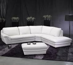 Black And White Sectional Sofa The Best White Leather Sectional Sofa S3net Sectional Sofas Sale