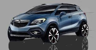 opel suv in line for german built flagship suv due by 2018