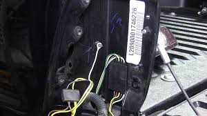 installation of a trailer wiring harness on a 2010 toyota tacoma