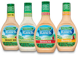 ranch flavors hidden valley