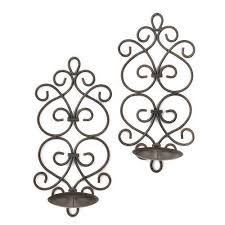 Tuscan Candle Wall Sconces Best 25 Candle Wall Sconces Ideas On Pinterest Wall Candle