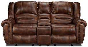 furniture loveseat with console to make a high style for your