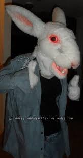 Halloween Costumes Bunny Rabbits Scarey Bunny Costumes Scary White Rabbit Costume